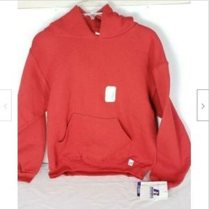 Russell Athletic Shirts & Tops - Russell Dri Power Youth XL Hooded Sweatshirt